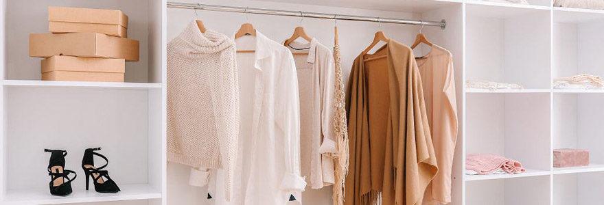 vêtements haut de gamme